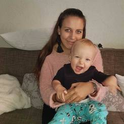 Joanne, Au pair from Germany