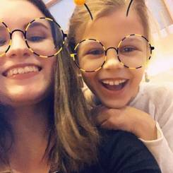 Moa, Au pair from Finland
