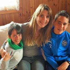 Charlotte, Au pair from France