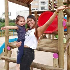 Angye, Au pair from Colombia