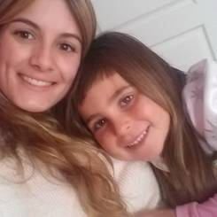Coral, Au pair from Spain