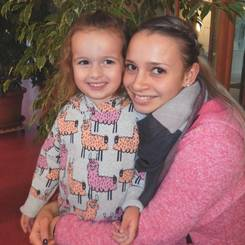 Alina, Au pair from Germany