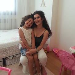 Beyhan, Au pair from Turkey