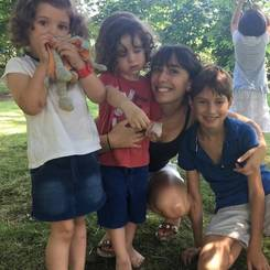 Juliette, Au pair from France