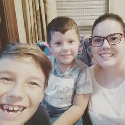 Patricia, Au pair from Spain