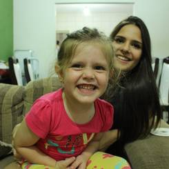 Kathellyn, Au pair from Brazil