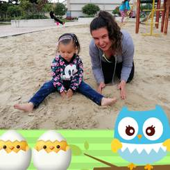 Daniela, Au pair from Colombia