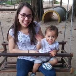 Izabella, Au pair from Brazil