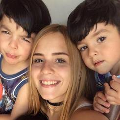 Valeria, Au pair from Venezuela