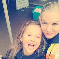Michelle, Au pair from South africa