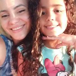 Patricia, Au pair from Brazil