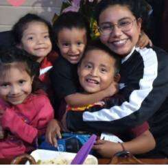 Michelle, Au pair from Mexico