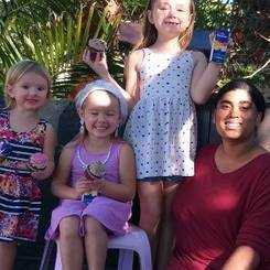 Kelly, Au pair from South africa
