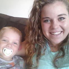 Kayla, Au pair from South africa
