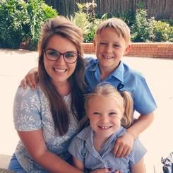 Anika, Au pair from South africa