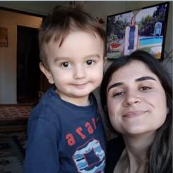 Cigdem, Au pair from Turkey