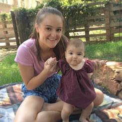 Gaelyn, Au pair from South africa