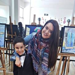 Nursen, Au pair from Turkey