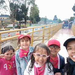 Sandra, Au pair from Colombia