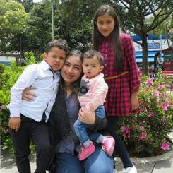 Yuli, Au pair from Colombia