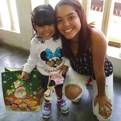 Isabela, Au pair from Venezuela
