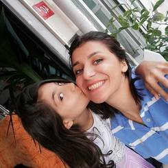 Fatma, Au pair from Turkey