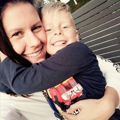 Jamie, Au pair from Germany
