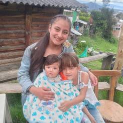 Sonia, Au pair from Colombia