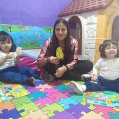 Tatiana, Au pair from Colombia