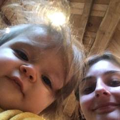 Emma, Au pair from France