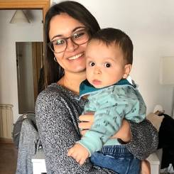 Judith, Au pair from Spain