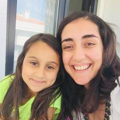 Hasret, Au pair from Turkey
