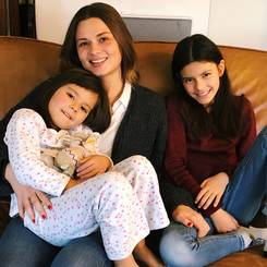 Pauline, Au pair from France