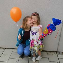 Sarina, Au pair from Germany