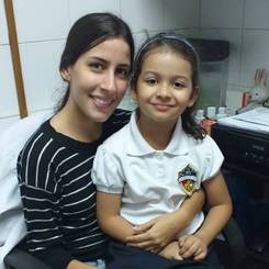 Vanessa, Au pair from Venezuela