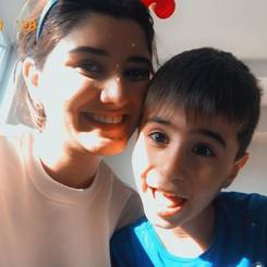 Ozge, Au pair from Turkey