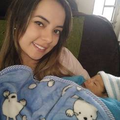 Ximena, Au pair from Colombia