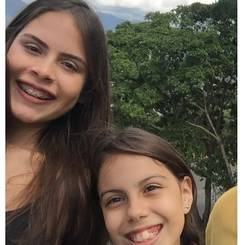 Annabella, Au pair from Venezuela