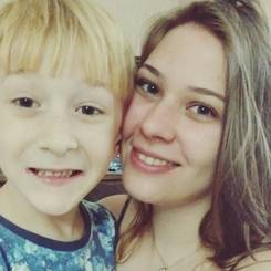 Mariana, Au pair from Brazil