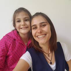 Natalia, Au pair from Brazil