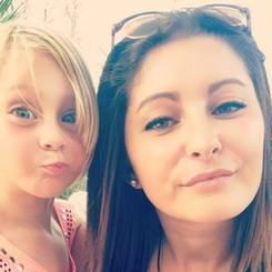 Alexia, Au pair from France