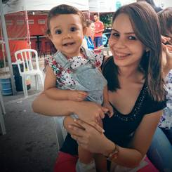Cindy, Au pair from Brazil