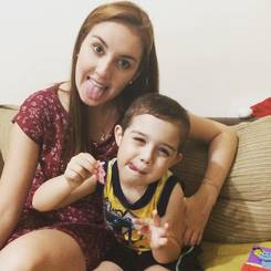 Fernanda, Au pair from Brazil
