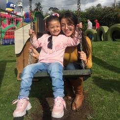Martha, Au pair from Colombia