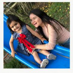 Lisbeth, Au pair from Colombia