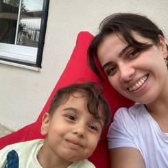 Buse, Au pair from Turkey