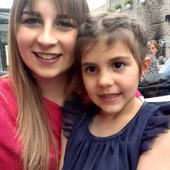 Leyre, Au pair from Spain