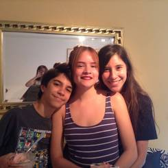 Liliana, Au pair from Venezuela