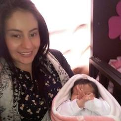 Laura, Au pair from Colombia