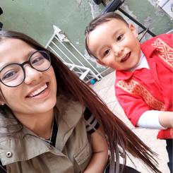 Brenda, Au pair from Mexico